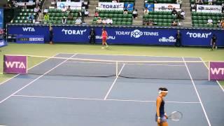 Belinda Bencic vs Lucie Safarova