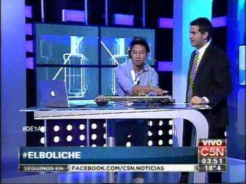 C5N - DE 1 A 5: #ELBOLICHE CON DJ FRAN MORALES (PARTE 1)