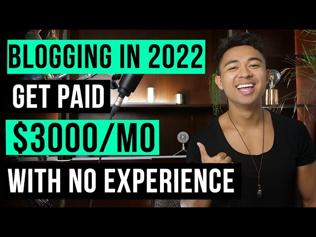 Play this video How To Start A Blog amp Make Money From Day 1 Step by Step
