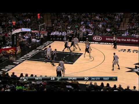 Brooklyn Nets vs San Antonio Spurs - Recap