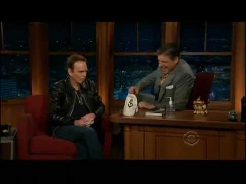 Craig Ferguson 5/22/12D Late Late Show Billy Bob Thornton XD