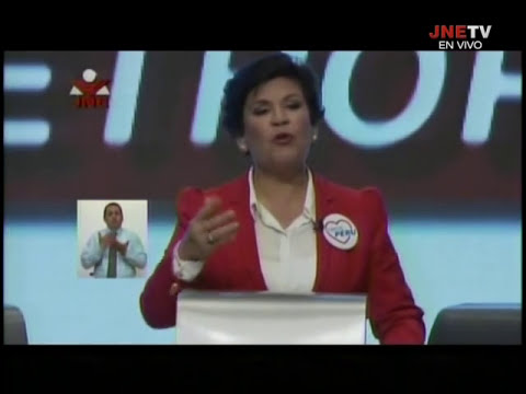 28/09/14 Debate Municipal 2014 - Lima Metropolitana