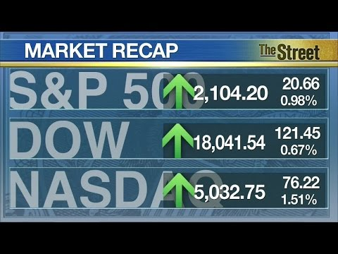 Stocks Rebound as Broadcom Jumps on Avago Deal Reports