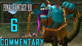 Final Fantasy VII Walkthrough Part 6 - Aps Boss Battle & President Shinra