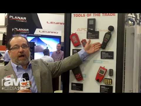 CEDIA 2016: ADI Offers Full Line of Test Equipment Including, HDMI, Coax, IR, Hand Tools and More