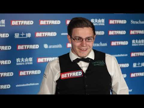 Carty Downs The Milkman In Biggest Match Of His Career | 2020 Betfred World Championship Qualifiers