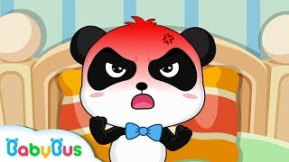 Panda Kiki doesn't Like to Wash Hands | Kids Good Habit | Panda Cartoon | Kids Safety Tips | BabyBus