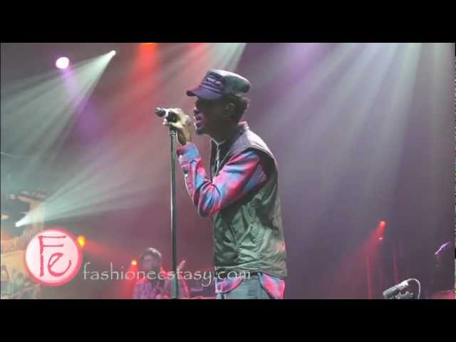 "K'NAAN - ""The Seed"" @ the 100th Grey Cup Festival  TELUS Players Party"