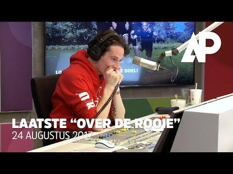 De allerlaatste Over de Rooie: 'Ik trap je kop eraf!!' | De Avondploeg