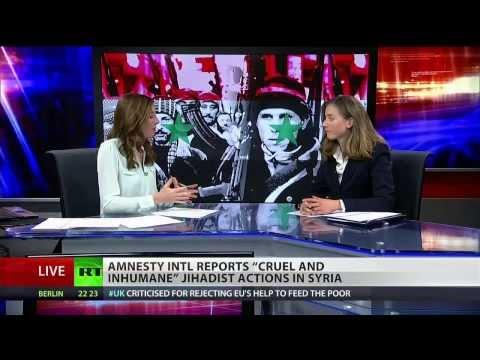 Jihadist groups accused of torture in Syria