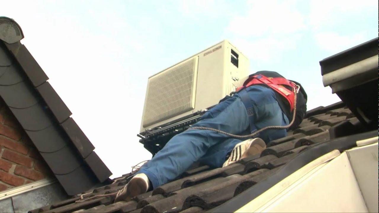 Shk tvmagazin stiebel eltron fa metzmacher for Klimaanlage dachmontage