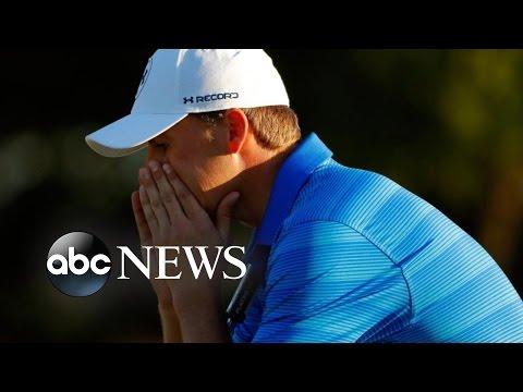 Jordan Spieth's Epic Meltdown at the Masters