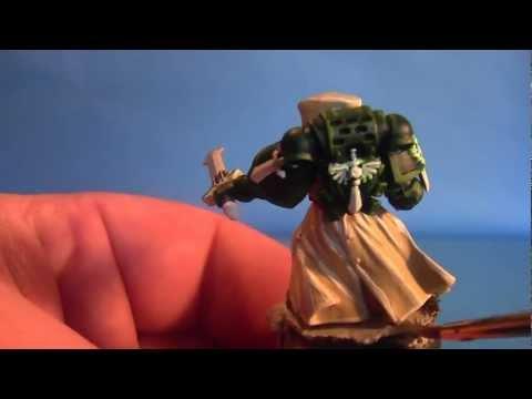 Dark Angels Veteran - Painting For Us Mere Mortals - Warhammer 40K Painting Tutorial