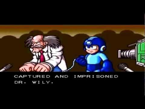 Mega Man 7 - Prologue & Title (Sega Genesis Remix)