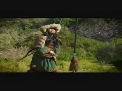 Deadliest Warrior- Comanche Vs Mongol Hd video