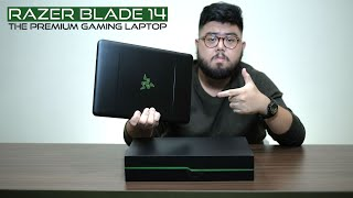 Download Lagu LAPTOP GAMING KETJEE PARAAH - RAZER BLADE 14 (2017) Gratis STAFABAND