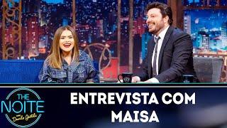 Entrevista com Maisa | The Noite (13/03/19)