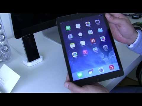 iPad Air Unboxing and Setup - Real