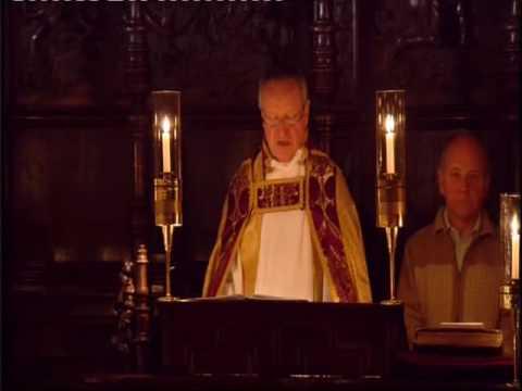 #15 The Revd Richard Lloyd Morgan Acting Dean John 1