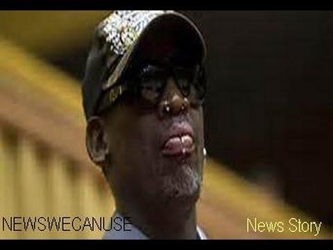 Dennis Rodman Checks Into Rehab...
