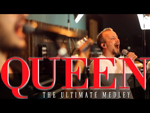 The Ultimate Queen Medley (Bohemian Rhapsody, Don't Stop Me Now, We Are The Champions, Etc.)