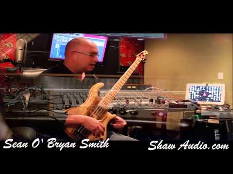 Shaw Audio Sean O Bryan Smith Signature All Tube Bass Preamp prototype