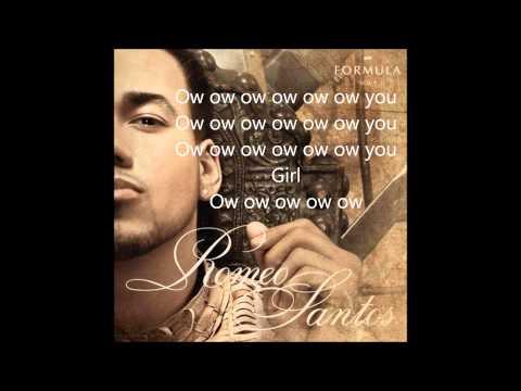 Romeo Santos You lyrics.