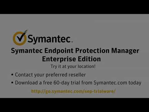 Symantec Endpoint Protection Management Console - Symantec.mp4