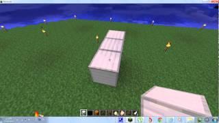 تعليم كيف صنع رجل الثلج - ماين كرافت 2