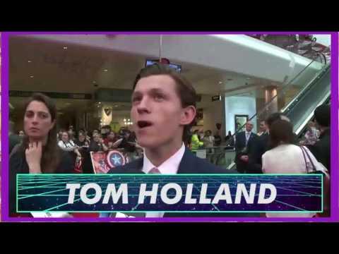 Tom Holland is an Asshole 2