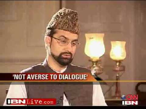 pt.1 Full Interview with Kashmiri Seperatist leader Mirwaiz Umer Farooq