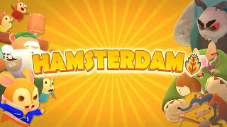 Hamsterdam (by Muse Games) IOS Gameplay Video (HD)