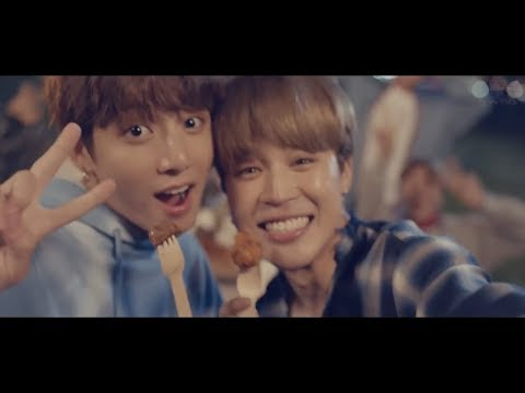 BTS (방탄소년단) - Best Of Me ft. Chainsmokers [MV]