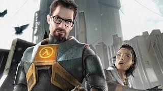 Half Life 2 часть 2 прохождение на PC 1440p 60fps ультра настройки