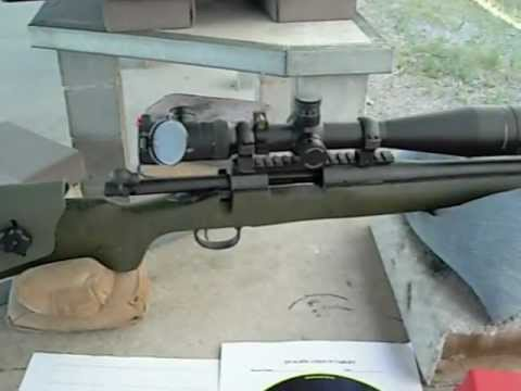 Remington 700 SPS Varmint 243 Win Pt 2