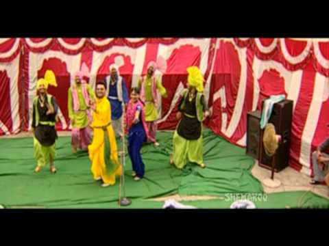 Family 422 - Part 4 Of 8 - Gurchet Chittarkar - Superhit Punjabi Comedy Movie video