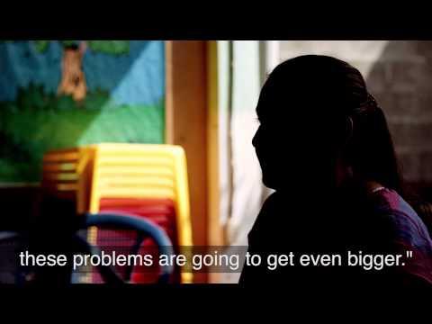 Sofia's Story - Children Fleeing Violence