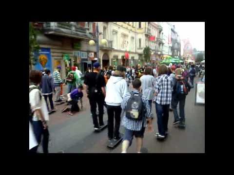Go Skateboarding Day in Katowice