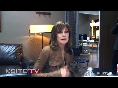 DALLAS Season 3 On Set: Linda Gray Interview