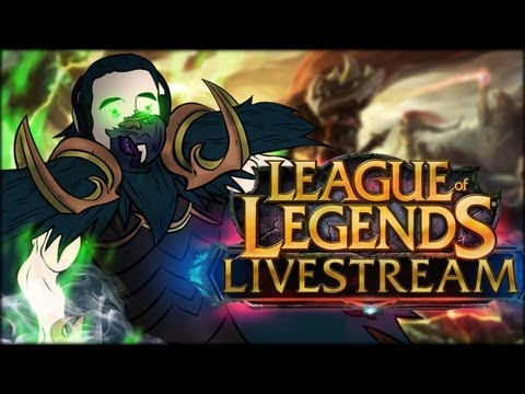 League of Legends con el Wero, Tum Tum y la Super Arma (la Razita)