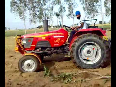 Tractor Stunt By Ma Cousin......raman Singh video