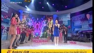 Nikita Willy - Lebih Dari Indah at Dahsyat RCTI  14 February 2014