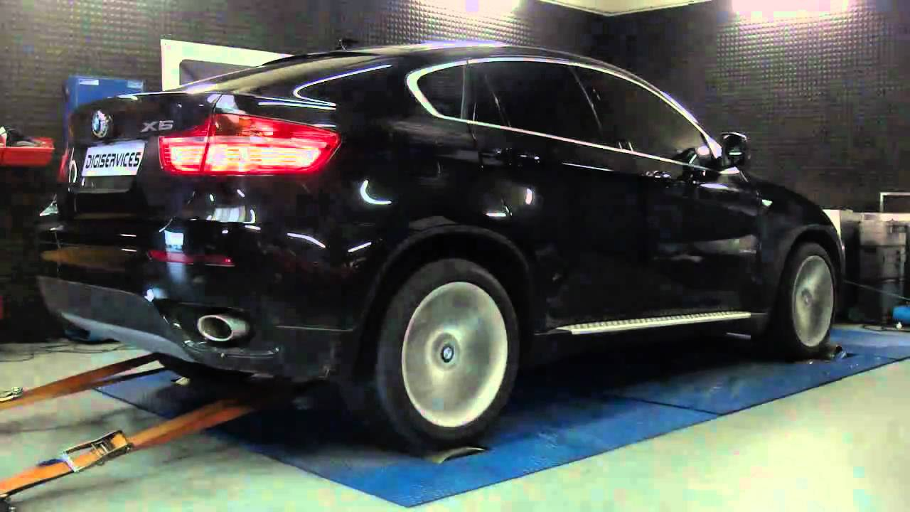 reprogrammation moteur bmw x6 40d 306cv 383cv dyno digiservices youtube. Black Bedroom Furniture Sets. Home Design Ideas