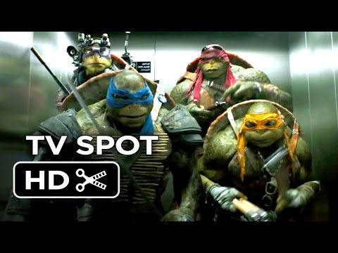 Teenage Mutant Ninja Turtles Tv Spot - Ninja Beats (2014) - Live-action Ninja Turtle Movie Hd video