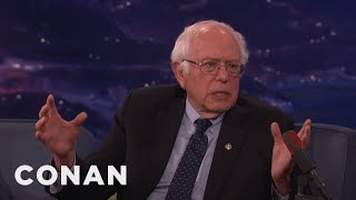 Senator Bernie Sanders Is Still Sick Of Hearing About Hillary
