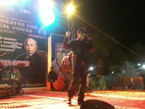 Saleem javed in CMC Larkana - Tum meri Ho