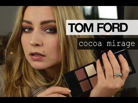 PALETA CIENI Tom Ford Cocoa Mirage 03 Recenzja ❤ Kosmetyki Tom Ford ThePinkRook