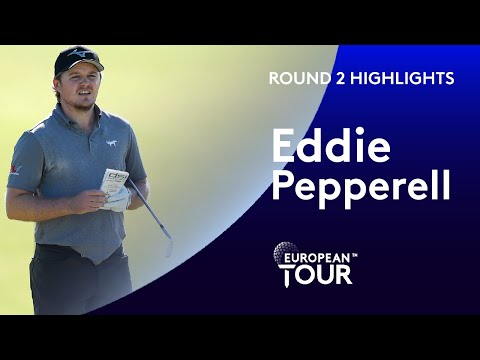 Eddie Pepperell Highlights | Round 2 | Portugal Masters