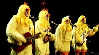 The Chickeneers' All-Clucking Version Of