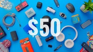 50 Gadgets under $50 🤯